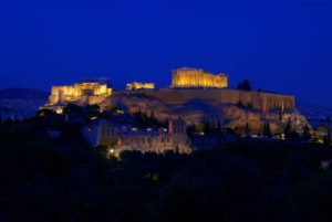 Akropolis in Athen, Konstantinos Dafalias CC-Lizenz 4.0.